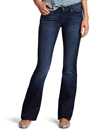 7 For All Mankind Women's Bootcut Jean in Nouveau New York Dark, Nouveau New York Dark, 24