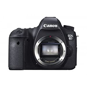 CANON EOS 6D 20.2 Megapixel Digital SLR Camera (Body Only) / 8035B002 /