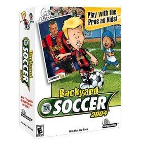 Backyard Soccer 2004
