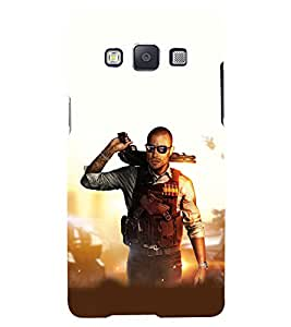 PRINTSWAG ACTION MAN Designer Back Cover Case for SAMSUNG GALAXY A5