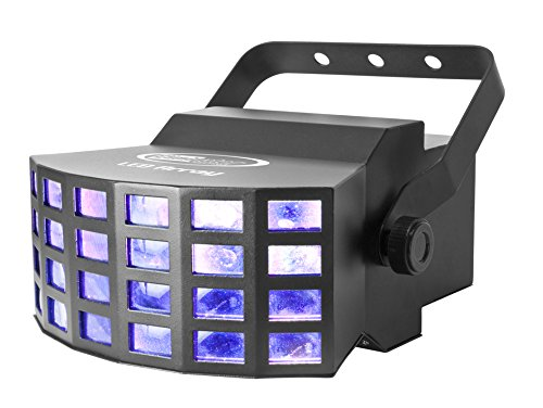 Eliminator Ledarray Tri Led Mini Derby 9-Watt X 2