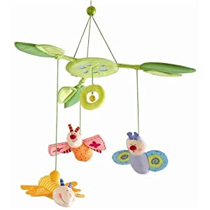 Blossom Butterfly Mobile by Haba