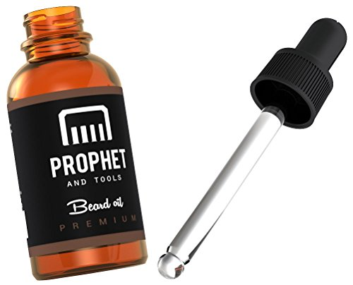 prophet and tools beard oil and beard comb kit unscented. Black Bedroom Furniture Sets. Home Design Ideas