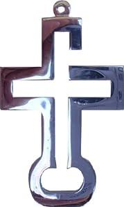 Wedlock Cross Ring Holder Pendant
