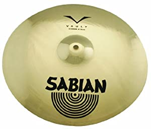 Sabian 16-Inch VAULT V Crash