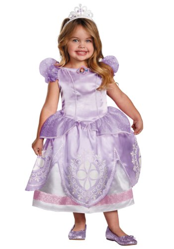 Disney The First Sofia Deluxe Girls Costume