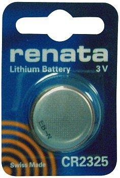 Pile bouton au lithium 3v CR2325
