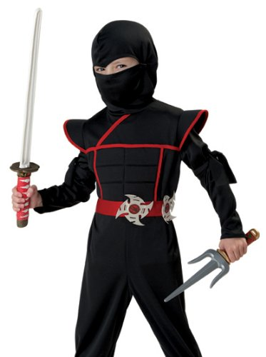 California Costumes Stealth Ninja Toddler Costume