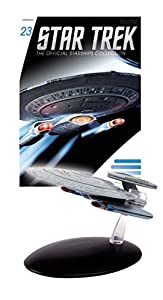 Star Trek Starships Figurine Collection Magazine #23 Nebula Class