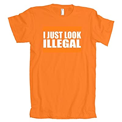 I Just Look Illegal American Apparel T-Shirt