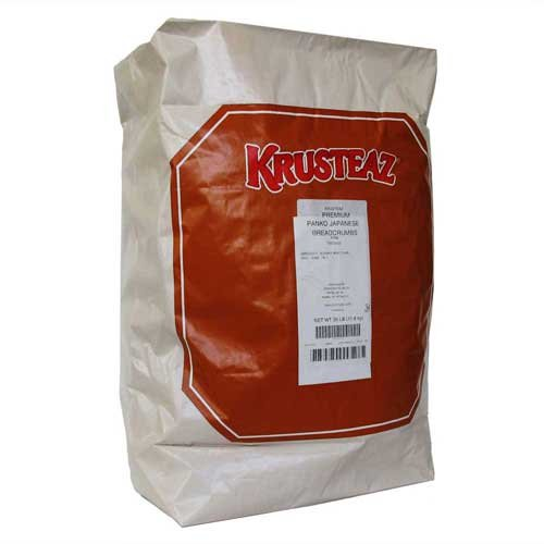 Krusteaz Premium Panko Japanese Fine Breadcrumb, 35 Pound -- 1 each. (Fine Bread Crumbs compare prices)