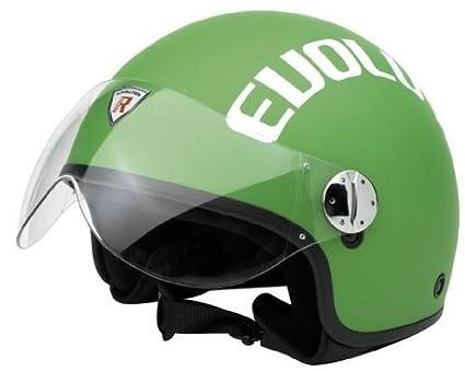 Bottari Moto 64486 Casque Evolution, Vert, L