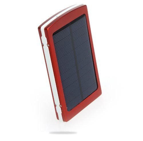 Cargador solar para móviles y tabletas 8000mah