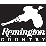 Remington Country White Die-Cut Vinyl Decal - Pheasant (17416)