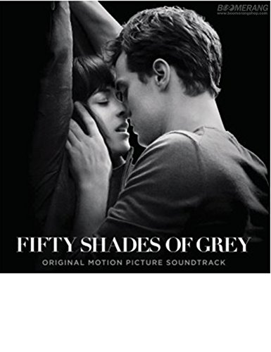 Original album cover of Fifty Shades Of Grey The Original Motion Picture Soundtrack by Various Artists