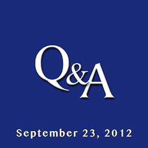 C-SPAN Q & A: Neil Barofsky | [Brian Lamb]
