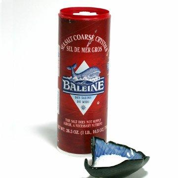 La Baleine Coarse Sea Salt, 26.50 ounce (Pack of 2)