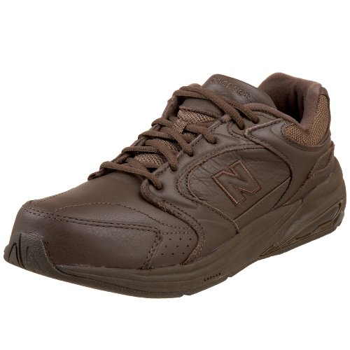 7287016a4b2da New Balance Men's MW927 Health Walking Shoe,Brown,8.5 D US