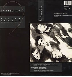 Ordinary day (1987) / Vinyl single [Vinyl-Single 7'']