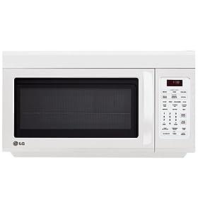 LG OTR 1.8 CF 1100-Watt Microwave, White