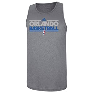 Orlando Magic adidas 2012-2013 Authentic On-Court Pre-Game Heathered Clima... by adidas