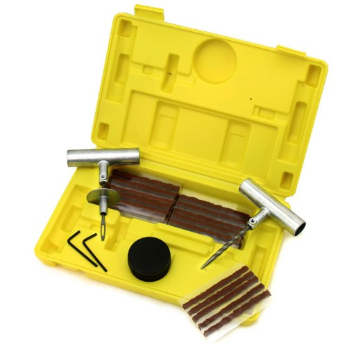 xtremepowerus-35-pc-heavy-duty-tubeless-tire-repair-kit