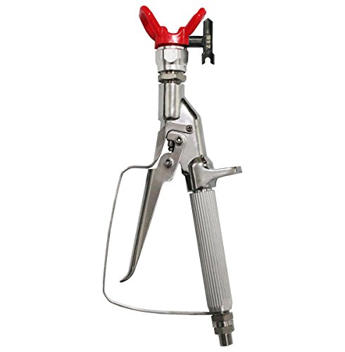 DUSICHIN DUS-236 Airless Paint Spray Gun, Inline celling Spray, High Pressure 3600 PSI 517 TIP Swivel Joint (High Pressure Spray Paint compare prices)