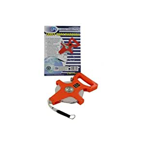 100 FT Tape Measure Tool For Landscaping Construction With Carrying Handle