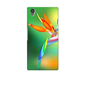 ArtzFolio Bird Of Paradise Flower : OnePlus X Matte Polycarbonate Original Branded Mobile Cell Phone Designer Hard Shockproof Protective Back Case Cover Protector