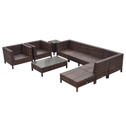 Outsunny-9-Piece-Outdoor-PE-Rattan-Wicker-Sectional-Patio-Sofa-Chair-Set
