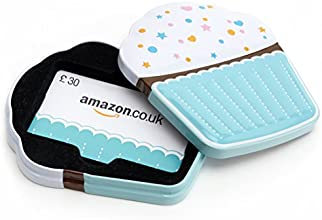 Amazon.co.uk Gift Box - £30 (Cupcake)