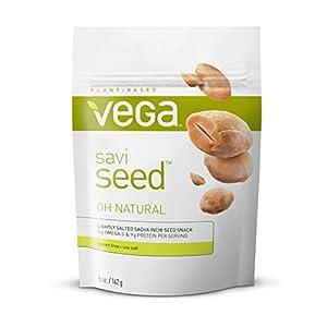 Vega SaviSeed, Oh Natural, 5 oz