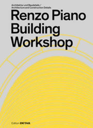 Renzo Piano Building Workshop (Detail Special)  [Sandra Hofmeister] (Tapa Dura)