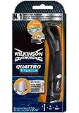 Wilkinson - 70013780 - Rasoir Quattro Titanium Précision