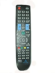 Samsung LCD TV RM-1616 Compatible Remote Controller + AA/AAA Battery