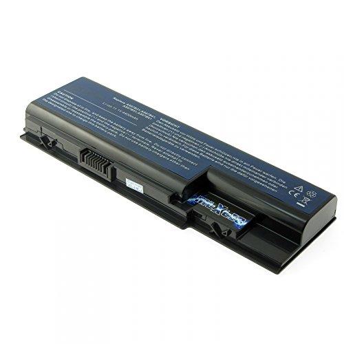 Batterie, Li-Ion, 11.1V, 4400mAh, noir pour Acer Aspire 8730G