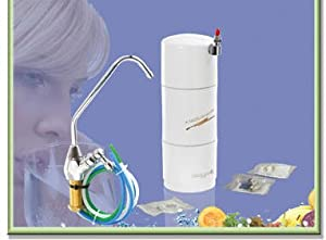 CRYSTAL QUEST® Undersink Disposable Single Multi ULTIMATE Water Filter System