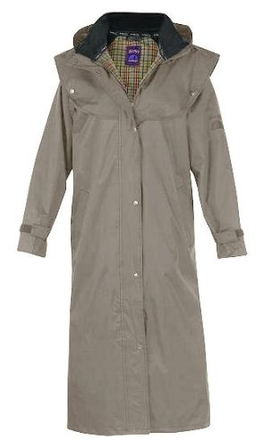 Jack Murphy Malvern Bush Coat (Chinchilla 8)