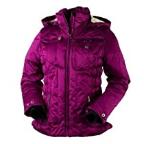 Obermeyer Leighton Insulated Ski Jacket Womens