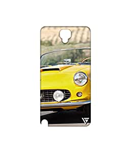 Vogueshell Lamborghini Car Printed Symmetry PRO Series Hard Back Case for Samsung Galaxy Note 3 Neo