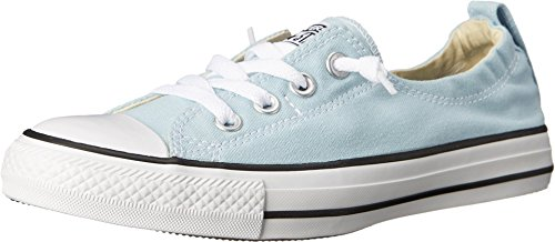 Converse - Womens Chuck Taylor All Star Shoreline Shoes, Size: 5.5 B(M) US Womens, Color: Blue/Black