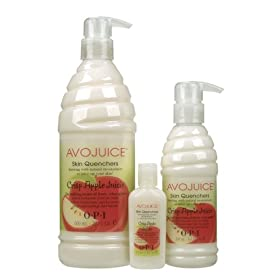 Avojuice Crisp Apple Skin Quenchers Lotion