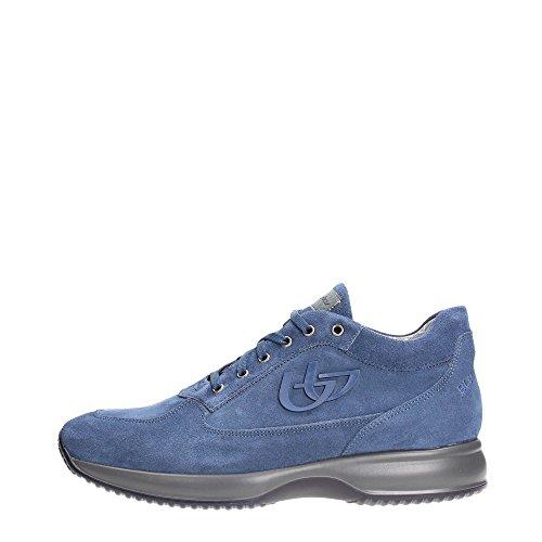 Blu Byblos 657050028 Sneakers Uomo Crosta Blu Blu 45