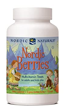 Отзывы Nordic Naturals - Nordic Berries 120 chew [Health and Beauty]