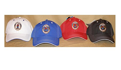 [{4}u.s. Open 2014 At Pinehurst No.2 Imperial Adjustable Stitch Unstructured Hats] (Hats 4 U)