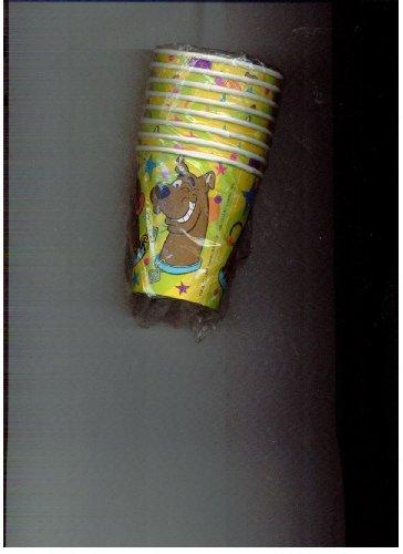 Scooby Doo 8 Cups