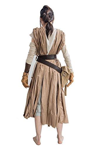 Rey Costume Cosplay