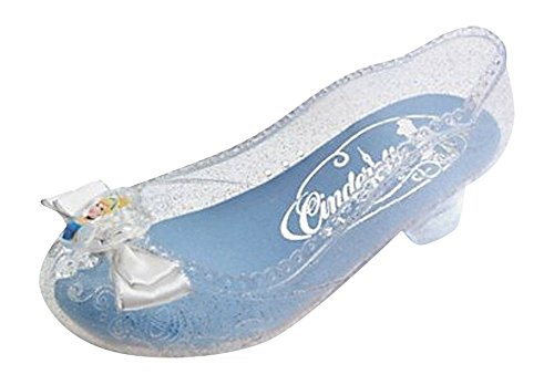 Disney Store Light-Up Cinderella Shoes for Girls Size 9/10