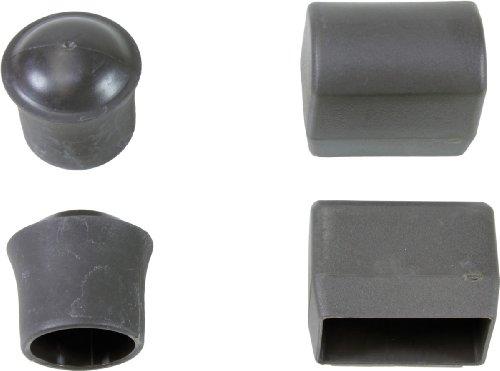 consul-garden-ersatzteil-fusskappen-4-er-satz-zu-stapelsessel-bank-rivo-grau-23mm-35x20-mm