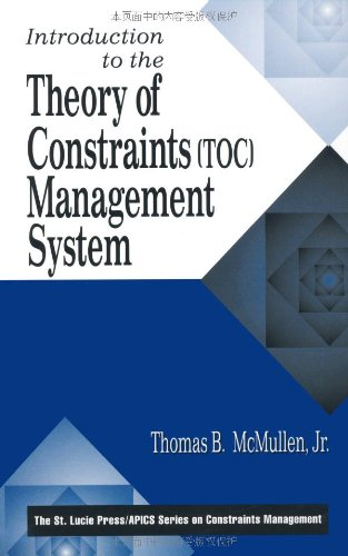 Introduction to the Theory of Constraints (TOC) Management System (The CRC Press Series on Constraints Management)